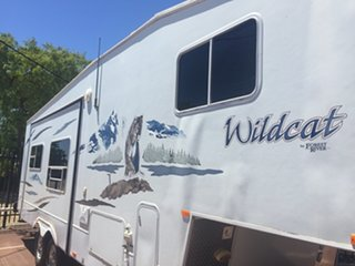 2008 Forrest River Wildcat 5TH WHEELER Off Road Camper