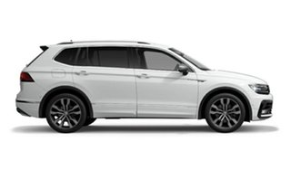 2020 Volkswagen Tiguan 162TSI Highline DSG 4MOTION Allspace Pure White 7 Speed
