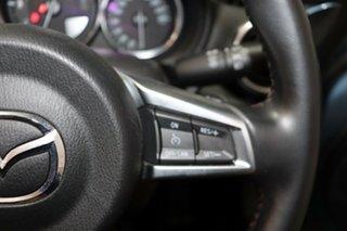 2017 Mazda MX-5 ND GT RF SKYACTIV-Drive Blue 6 Speed Sports Automatic Targa