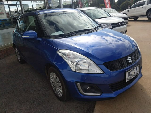 Used Suzuki Swift Epsom, 2014 Suzuki Swift GL NAVIGAT Manual Hatchback