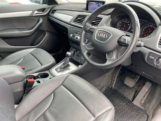 2015 Audi Q3 8U MY14 TFSI S Tronic Grey 6 Speed Sports Automatic Dual Clutch Wagon