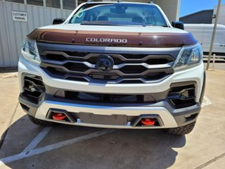 2018 Holden Special Vehicles Colorado RG MY18 SportsCat+ Pickup Crew Cab White 6 Speed