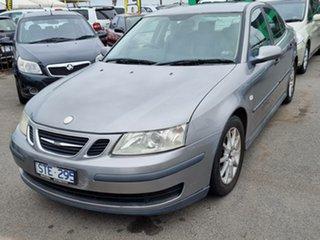2003 Saab 9-3 440 MY2003 Linear Sport Grey 5 Speed Sports Automatic Sedan.