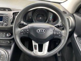 2011 Kia Sportage SL SI Silver 6 Speed Sports Automatic Wagon