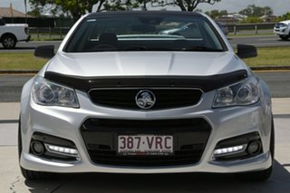 2013 Holden Ute VF MY14 SS V Ute Redline Silver 6 Speed Sports Automatic Utility