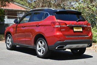 2019 Haval H2 MY20 Lux 2WD Red 6 Speed Sports Automatic Wagon
