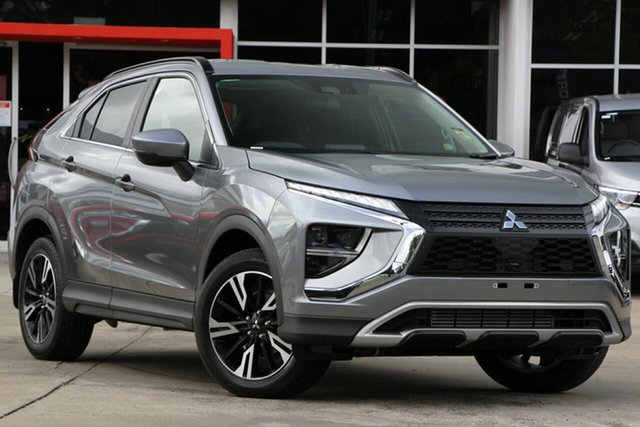New Mitsubishi Eclipse Cross YB MY21 LS 2WD North Gosford, 2020 Mitsubishi Eclipse Cross YB MY21 LS 2WD Titanium 8 Speed Constant Variable Wagon