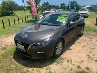 2015 Mazda 3 NEO K Silver 6 Speed Automatic Sedan.