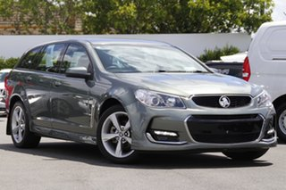 2016 Holden Commodore VF II MY16 SV6 Sportwagon Grey 6 Speed Sports Automatic Wagon