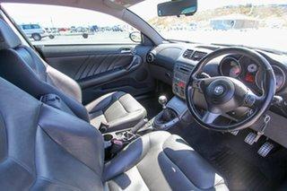 2008 Alfa Romeo GT Black 6 Speed Manual Coupe.
