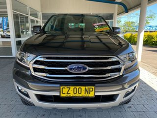 2020 Ford Everest Trend Grey Sports Automatic SUV.