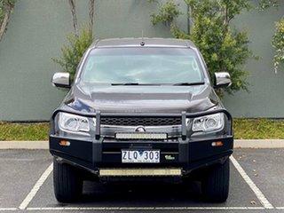 2012 Holden Colorado RG MY13 LTZ Crew Cab 4x2 Grey 6 Speed Sports Automatic Utility.