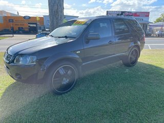 2004 Ford Territory SX TX 4 Speed Sports Automatic Wagon.