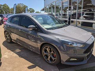 2015 Ford Focus ST Grey 6 Speed Manual Hatchback.
