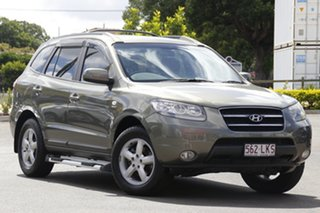 2008 Hyundai Santa Fe CM MY08 SX Brown 5 Speed Sports Automatic Wagon