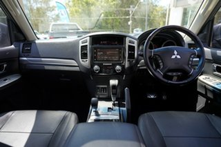 2017 Mitsubishi Pajero NX MY17 Exceed Grey 5 Speed Sports Automatic Wagon