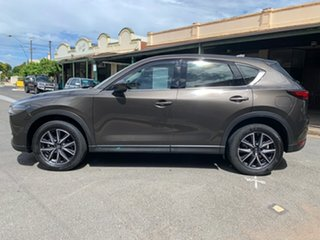 2017 Mazda CX-5 KF4WLA Akera SKYACTIV-Drive i-ACTIV AWD Titanium Flash 6 Speed Sports Automatic