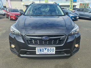 2018 Subaru XV G5X MY18 2.0i-L Lineartronic AWD Grey 7 Speed Constant Variable Wagon.