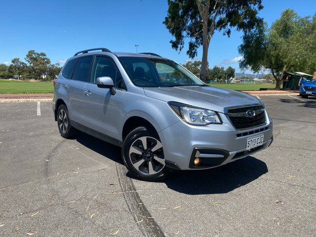 Used Subaru Forester S4 MY18 2.5i-L CVT AWD Nailsworth, 2017 Subaru Forester S4 MY18 2.5i-L CVT AWD Silver 6 Speed Constant Variable Wagon