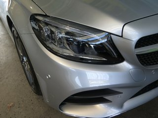 2019 Mercedes-Benz C300 205 MY19 Silver 9 Speed Automatic G-Tronic Cabriolet