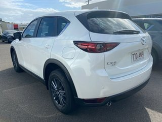 2020 Mazda CX-5 KF4W2A Touring SKYACTIV-Drive i-ACTIV AWD Snowflake White 6 Speed Sports Automatic.