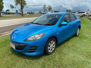 2010 Mazda 3 BL10F1 MY10 Neo Blue 6 Speed Manual Hatchback.