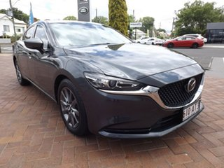 2018 Mazda 6 GL1032 Sport SKYACTIV-Drive 6 Speed Sports Automatic Sedan.