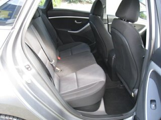 2015 Hyundai i30 GD MY14 Active Grey 6 Speed Automatic Hatchback