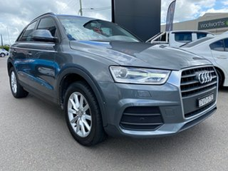 2015 Audi Q3 8U MY14 TFSI S Tronic Grey 6 Speed Sports Automatic Dual Clutch Wagon.