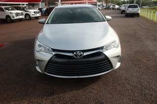 2017 Toyota Camry ASV50R Altise Silver 6 Speed Automatic Sedan.