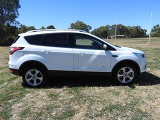 2019 Ford Escape Trend 2.0L D White Automatic SUV