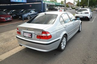 2004 BMW 320i E46 Silver 5 Speed Auto Steptronic Sedan.