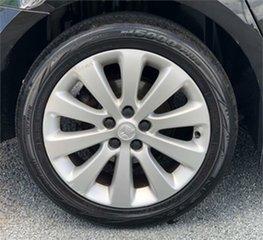 2011 Holden Cruze JH Series II CDX Black 6 Speed Sports Automatic Sedan