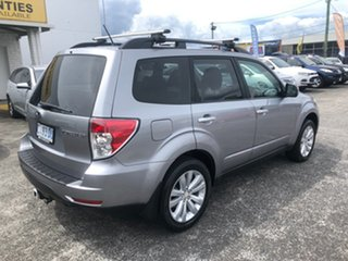 2011 Subaru Forester S3 MY11 XS AWD Silver 5 Speed Manual Wagon.
