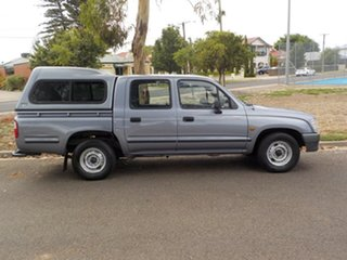 2000 Toyota Hilux RZN149R 4x2 Pewter 5 Speed Manual Utility.