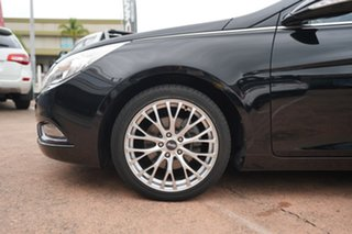 2010 Hyundai i45 YF MY11 Premium Black 6 Speed Automatic Sedan.