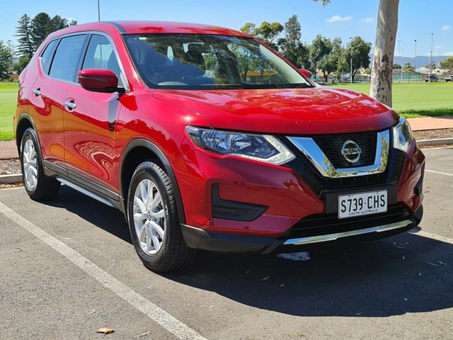 Used Nissan X-Trail T32 Series II ST X-tronic 2WD Nailsworth, 2018 Nissan X-Trail T32 Series II ST X-tronic 2WD Red/Black 7 Speed Constant Variable Wagon