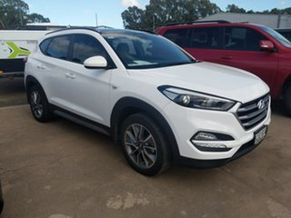 2017 Hyundai Tucson ACTIVE X White 6 Speed Automatic Wagon