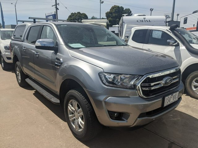 Used Ford Ranger Epsom, 2019 Ford Ranger XLT Silver 6 Speed Automatic Utility