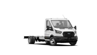 2020 Ford Transit VO 2020.50MY 430E Frozen White 10 Speed Automatic Single Cab Cab Chassis