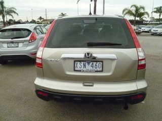 2008 Honda CR-V RE MY2007 4WD Silver 5 Speed Automatic Wagon