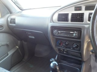 2003 Mazda Bravo B2500 SDX Bravo Plus 5 Speed Manual Utility