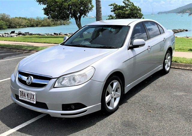 Used Holden Epica EP MY08 CDX Proserpine, 2007 Holden Epica EP MY08 CDX Silver 5 Speed Automatic Sedan