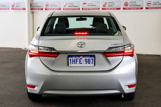 2017 Toyota Corolla ZRE172R MY17 Ascent Silver Ash 7 Speed CVT Auto Sequential Sedan