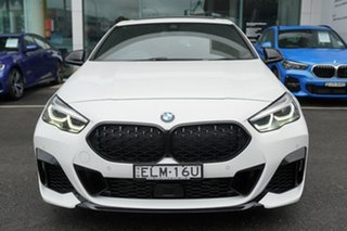 2020 BMW M235i F44 xDrive Gran Coupe Alpine White 8 Speed Auto Sports Mode Coupe