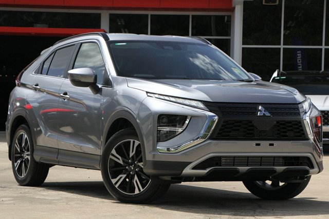 New Mitsubishi Eclipse Cross YB MY21 LS 2WD Beaudesert, 2020 Mitsubishi Eclipse Cross YB MY21 LS 2WD Titanium 8 Speed Constant Variable Wagon