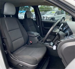 2011 Ford Territory SY MkII TX White 4 Speed Sports Automatic Wagon
