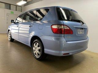 2008 Toyota Avensis ACM21R Verso GLX Blue 4 Speed Automatic Wagon