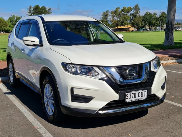 Used Nissan X-Trail T32 Series II ST X-tronic 2WD Nailsworth, 2018 Nissan X-Trail T32 Series II ST X-tronic 2WD White 7 Speed Constant Variable Wagon
