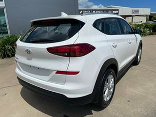 2019 Hyundai Tucson TL3 MY19 Active X 2WD White/300919 6 Speed Automatic Wagon.